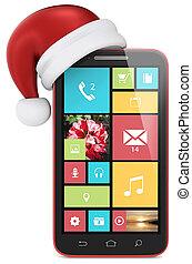 Christmas Phone.