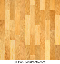 Wooden floor. Parquet flooring background.