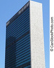 United nations - The United Nations Building in Manhattan...
