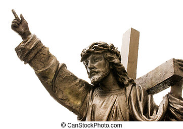 耶穌, 雕像