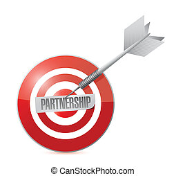 partnership on the target