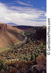 Rio Grande Wild Rivers NRA - Remote national recreation...