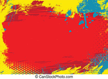 Abstract grunge background with copy space