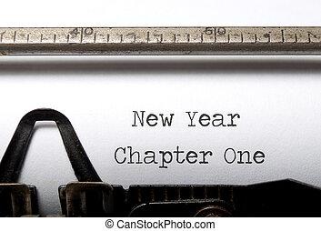 nowy, rok