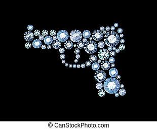 Diamond Gun