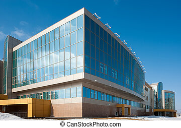 radiological center, Tyumen, Russia - radiological center...