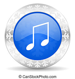 music christmas icon