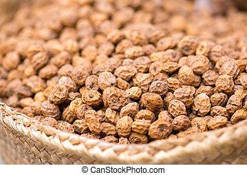 Tigernuts ( Chufa ) On The Market - Tigernuts ( Chufa ) On...