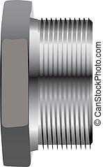 Industrial Pipe plug