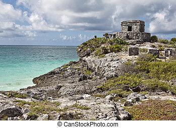 Ancient Tulum in Mexico