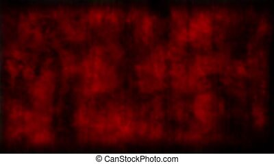 Red Grunge Loop - This deep red grunge texture background...