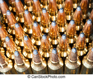 Ammo - High powered rifle cartridges that are highly...