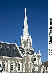 Dutch Reformed Church in Graaff-Reinet, Eastern Cape, South...