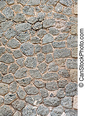 stone texture - Background of stone wall texture