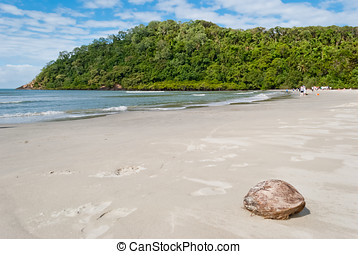 Cape Tribulation beach, Queensland
