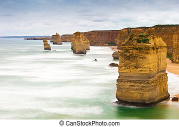 Twelve Apostles, Port Campbell National Park - Twelve...