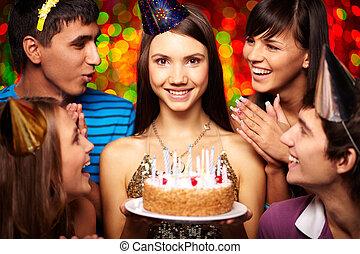 cumpleaños, fiesta