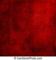 Highly detailed red dark grunge background