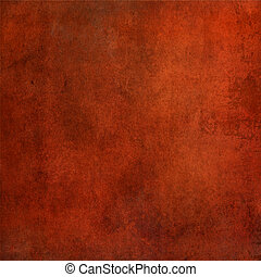 Highly detailed red grunge background