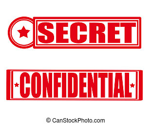 Secret confidential