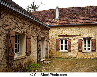 French Farmhouse and Gite