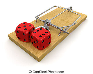 Mousetrap and Dice