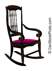Baby Rocking Chair Clipart Rocking chair Clipart ...