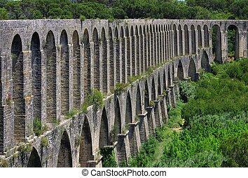 Tomar aqueduct