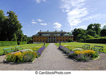 Ekebyhovs manor house in Sweden is one of Europe%u2019s...
