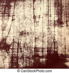 Vintage texture with space for text or image, grunge...