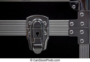Keyhole - Key hole for the lock / open storage box