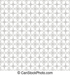 seamless floral patten - Background of seamless floral...