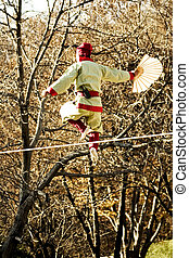 Traditional culture of Korea, tightrope