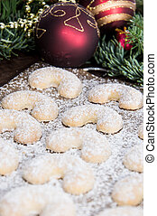 Fresh baked Christmas Sweets