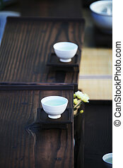 Traditional culture in south Korea,Tea ceremony