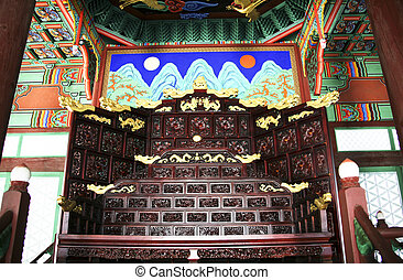 Palace in south korea,Changgyeong