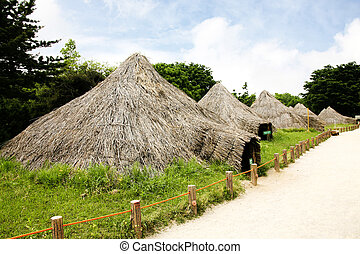Neolithic sites in south korea,