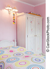 Vintage mansion - girly bedroom - Vintage mansion - a girly...