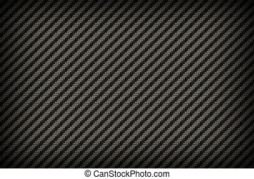 carbon fiber - fine close up image of classic carbon fiber...