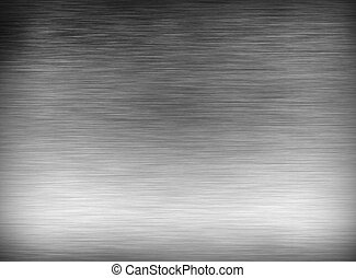 brushed metal fine background texture