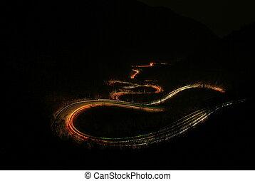 Danyang,night view