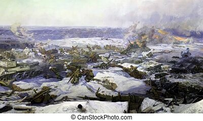 battle near Stalingrad  part 2