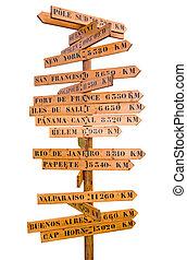 many ways to go