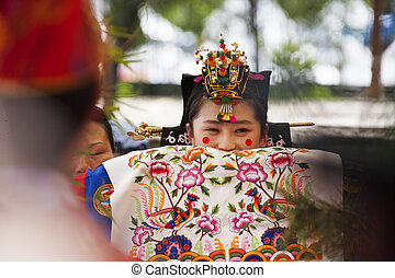 traditions in South Korea,Wedding