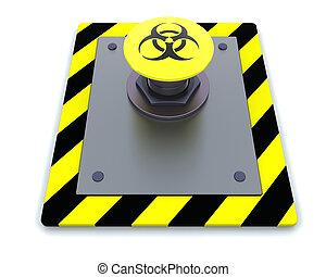 押し, ボタン