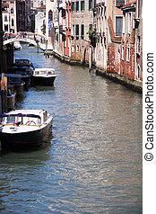 Venezia - Water Canal in Venezia, Italy