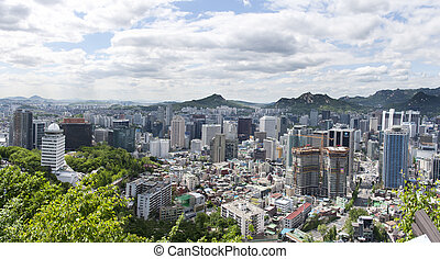 Namsan Park, Namsan Tower,