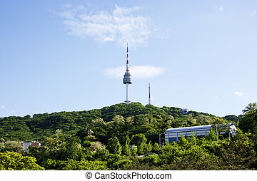 Namsan Park Namsan Tower,