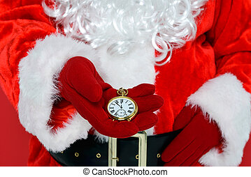 Its nearly Christmas time - Santa Claus or Father Christmas...