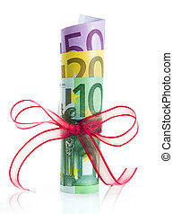 packaged banknotes for gift xmas - packaged banknotes for...